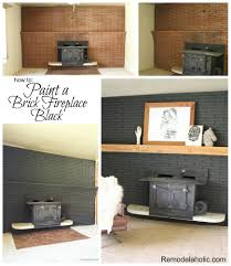 How To Paint Furniture Black by Remodelaholic Decorating With Black 13 Ways To Use Dark Colors