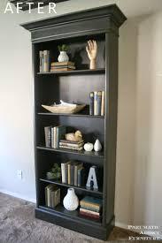 ana white how to upgrade bookshelves featuring pneumatic