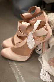 blush wedding shoes blush wedding blush bow shoes 2069125 weddbook