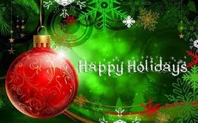 merry and happy holidays 2010 guys green design