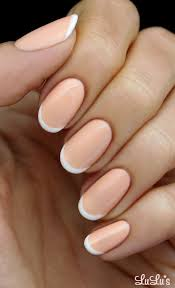 186 best nails french manicures images on pinterest french