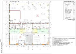 100 car showroom floor plan 2d cad dwg car dealership