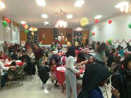 sánchez bha and local groups host thanksgiving celebration at