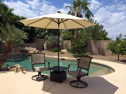 Outdoor Table Umbrella Selecting Best Patio Table Umbrella U2014 All Home Design Ideas