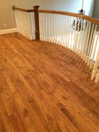 2 3 4 oak hardwood flooring stained golden oak and coated
