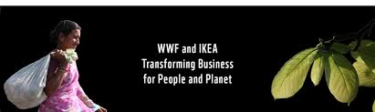 wwf and ikea are working together to transform business for the