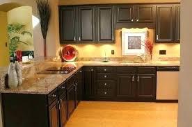 kitchen cabinet refacing cost per foot best kitchen cabinet remodel cost contemporary kitchen with brown