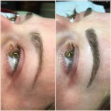 Hair Stroke Eyebrow Tattoo Nyc Microblading Training New York Microblading Course U0026 New York