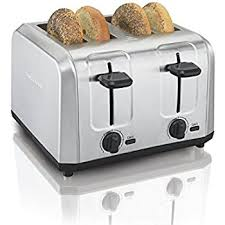 4 Slice Toasters On Sale Amazon Com Black Decker 4 Slice Toaster Classic Oval Black With