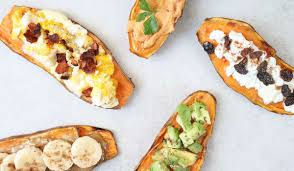 How To Cook A Sweet Potato In The Toaster Oven 5 Ways To Make Sweet Potato Toast A K A Avocado Toast U0027s Weird