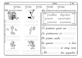 imagenes para colorear y escribir oraciones lectoescritura y vocabulario con la letra p