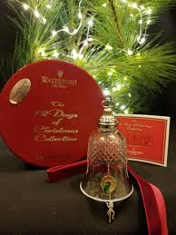 waterford twelve 12 days of bell 11th edition