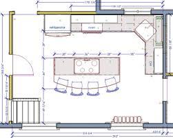 kitchen design floor plans developing a functional kitchen floor