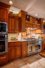 Kitchen Task Lighting by Showcase Kitchen U2013 Knotty Cabinets Artistic Cabinetry