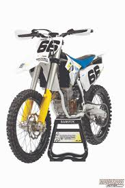 2014 motocross bikes motocross action magazine 2014 test ride husqvarna fc450