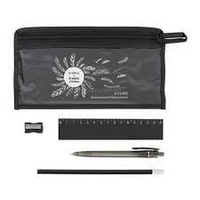 set de bureau personnalisé le set écriture noir de nos produits accessoire bureau personnalisé