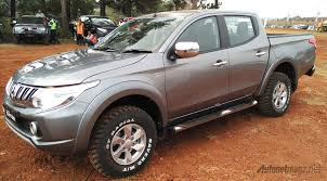 mitsubishi grey first impression review all new mitsubishi triton 2015 autonetmagz