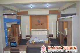 Harga Kitchen Set Olympic Furniture Bed Set