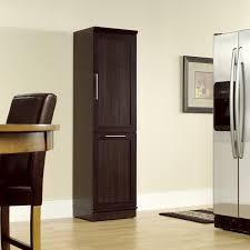Kitchen Trash Cabinet Sauder Homeplus Storage Cabinet With Tilt Out Door Jet Com