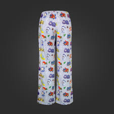 valve store sleepy heroes pajama bottoms