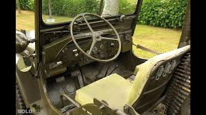 jeep military willys m38 military jeep