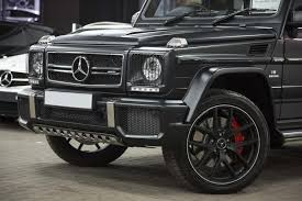 used 2017 mercedes benz g class amg g 63 4matic edition 463 for
