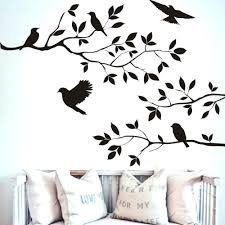 wall ideas living room wall stickers online india living room living room wall sticker ideas living room wall decals quotes decoration birds on the tree removable wall decals stickers living room furniture decor mural