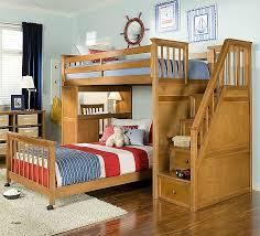 Loft Bed With Futon And Desk Futon Luxury Bunk Bed With Single Futon And Desk Bunk Bed With