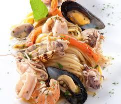 comment cuisiner des pates linguine aux fruits de mer recette les fruits de mer fruits de