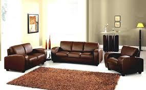 Living Room Decor With Brown Leather Sofa Black Sofa What Colour Walls Decorating Ideas With A Brown