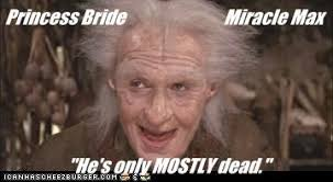 Bride To Be Meme - princess bride miracle max he s only mostly dead cheezburger