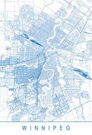 winnipeg map version of the winnipeg neighbourhoods map with transcona