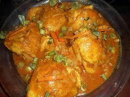 cuisiner des cuisse de poulet recette de hauts de cuisses de poulet au curry