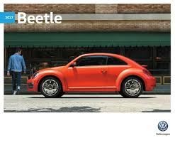 volkswagen beetle colors 2017 volkswagen 2017 beetle sales brochure