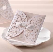 wedding invites cost wedding invitations laser cut wedding invitation card hollow
