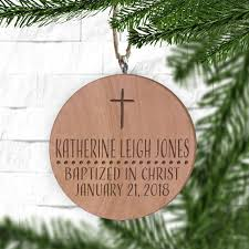 personalized baptism ornament baptism ornament personalized christmas ornament christening