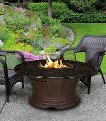 Fire Pit With Glass by How To Create Wonderful Themes With Fire Glass