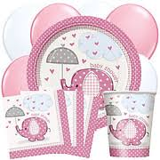 pink and grey elephant baby shower pink elephant baby shower party decorations and supplies ezpartyzone