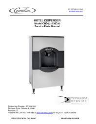 beverage dispenser users guides