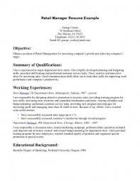 Resume Templates Doc Free Download Resume Examples Amazing Resume Templates Retail Ms Word Doc Free
