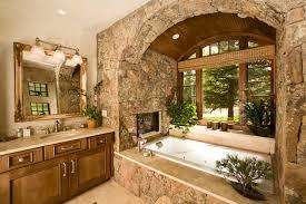 Rustic Bathroom Designs - rustic master bath ideas hungrylikekevin com