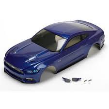 vaterra mustang 2015 ford mustang set painted vtr230038 vaterra