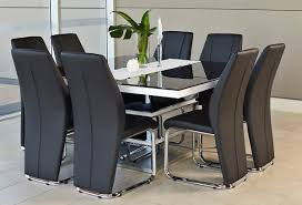 modern square dining table seats 8 large square dining room table