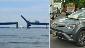 lexus service ocean nj family forced to jump jersey shore drawbridge in their toyota rav4