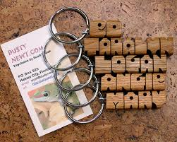 personalized wooden keychains one of the gifts or souvenirs you could give as pasalubong when