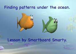 pattern games kindergarten smartboard math lessons on patterns 2000 free patterns