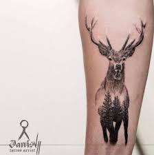 the 25 best deer tattoo ideas on pinterest geometric tattoo