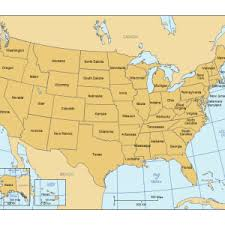 map with labels usa powerpoint map clipped with capital cities major cities