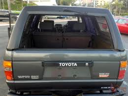 toyota hilux 2 4 1987 technical specifications interior and