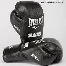 custom made everlast boxing gloves for brandon u0027bam bam u0027 rios
